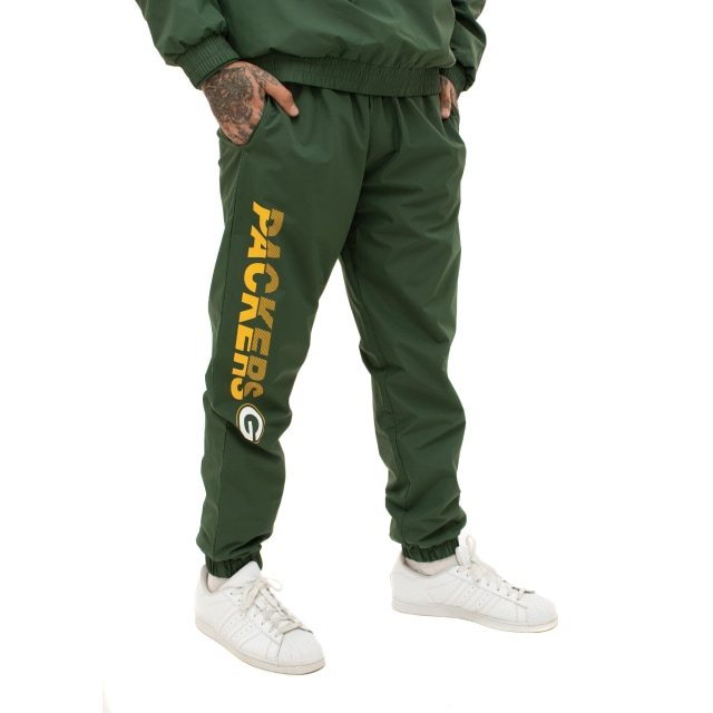 Green Bay Packers Wordmark Slogan  Pantalón | Green Bay Packers Wordmark Slogan | New Era México
