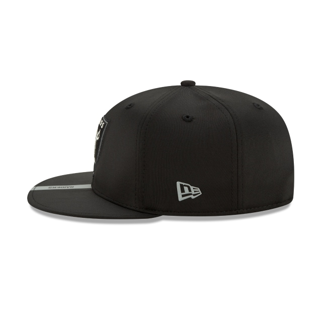 Las Vegas Raiders NFL Official Team Activities 2020  9FIFTY Snapback | Gorras de Las Vegas Raiders | New Era México