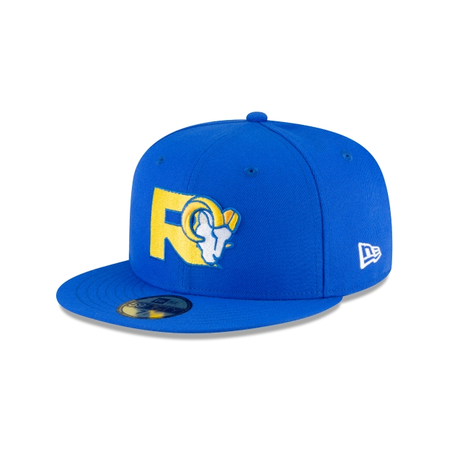 Los Angeles Rams NFL Logo Mix  59FIFTY Cerrada | Gorras de Los Angeles Rams | New Era México