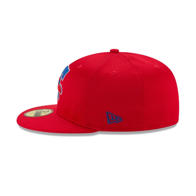 Philadelphia Phillies MLB Clubhouse 2020  59FIFTY Cerrada | Gorras de Philadelphia Phillies | New Era México