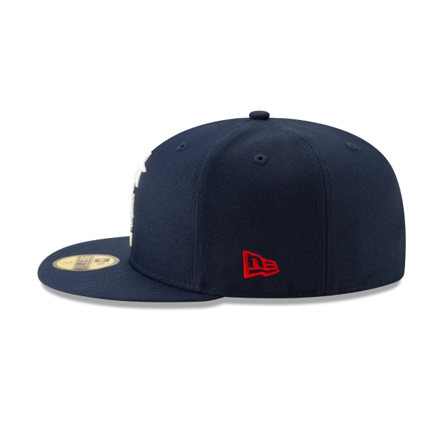 New England Patriots Nfl Logo Elements 1.0  59fifty Cerrada | New England Patriots Caps | New Era Cap