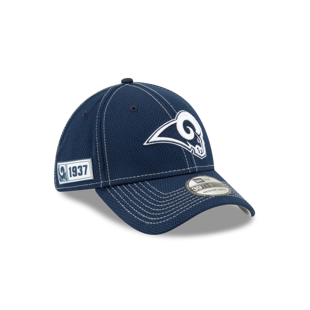Los Angeles Rams Nfl Sideline Established Road  39thirty Elástica | New Era Cap