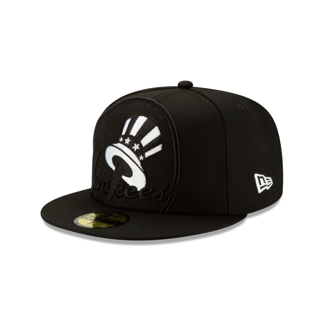 New York Yankees Mlb Logo Elements  59fifty Cerrada | New Era Cap