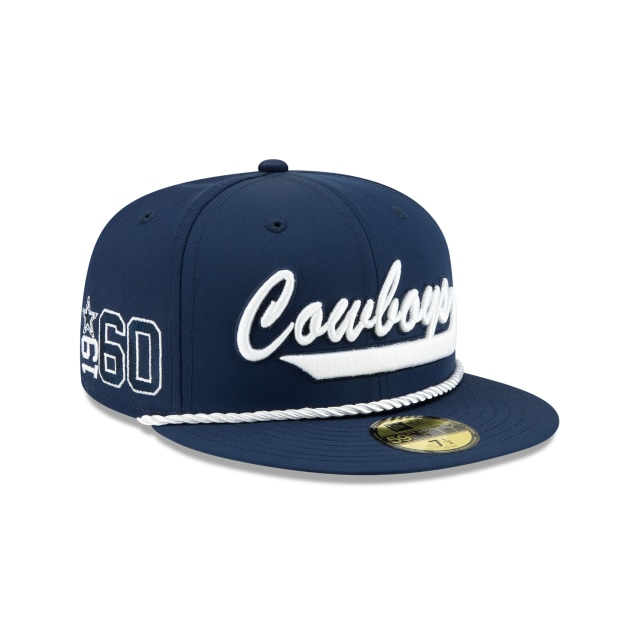 Dallas Cowboys NFL Sideline Established Home  59FIFTY Cerrada | Gorras de Dallas Cowboys | New Era México