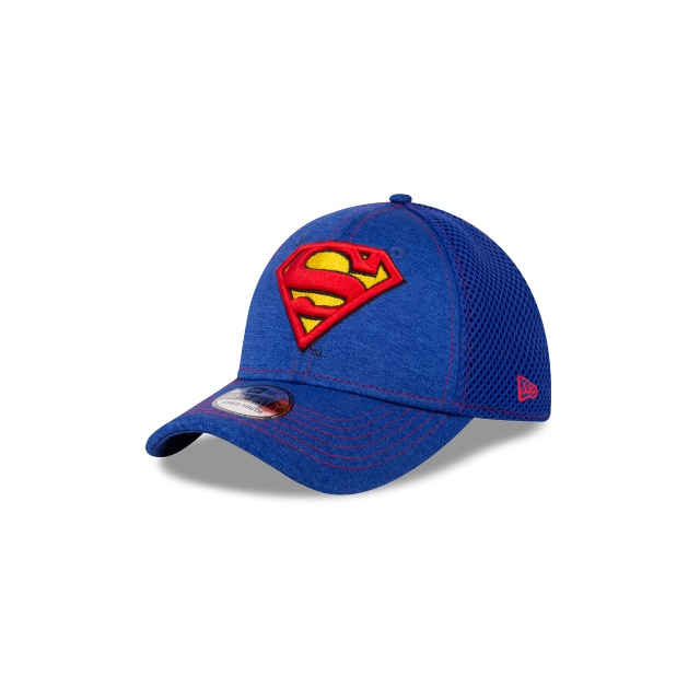 Superman Dc Comics 39THIRTY Elástica Para Niña O Niño | Gorras Dc Comics | New Era México