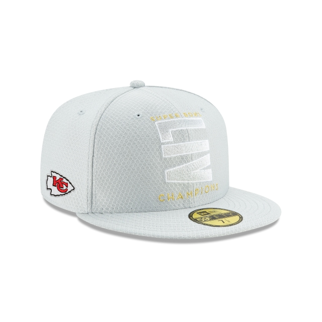 Kansas City Chiefs Campeón Super Bowl Liv Desfile 59fifty Cerrada | New Era Cap