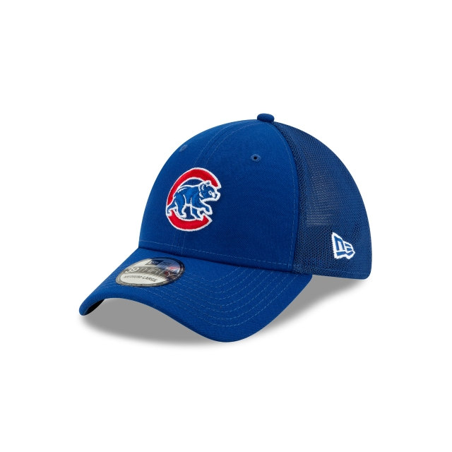 Chicago Cubs Team Mesh  39thirty Elástica | New Era Cap