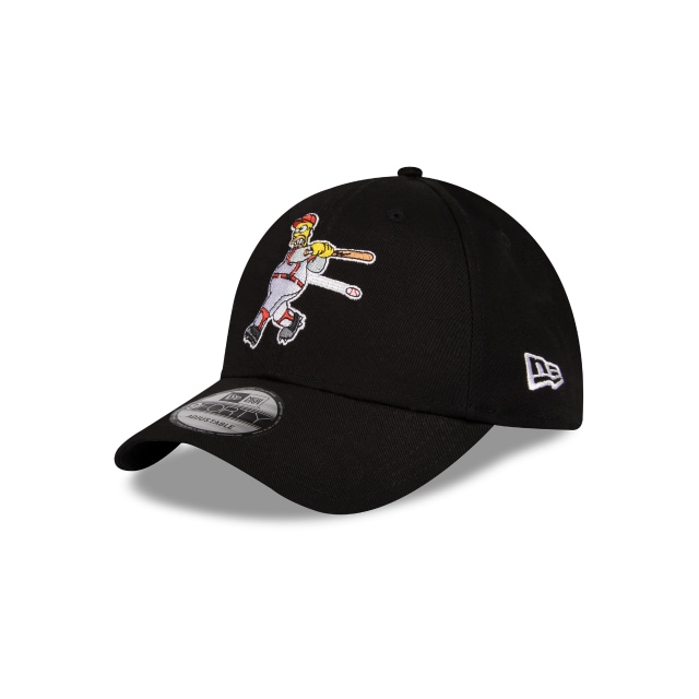 Springfield Isotopes Homero Los Simpson  9forty Strapback | New Era Cap
