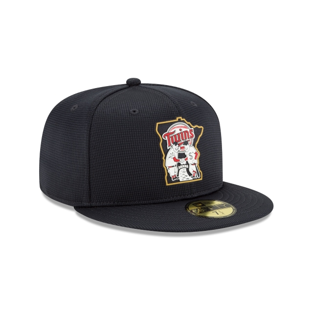 Minnesota Twins Mlb Clubhouse 2020  59fifty Cerrada | Minnesota Twins Caps | New Era Cap