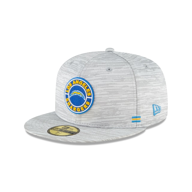 Los Angeles Chargers NFL Sideline  59FIFTY Cerrada | Gorras de Los Angeles Chargers | New Era México