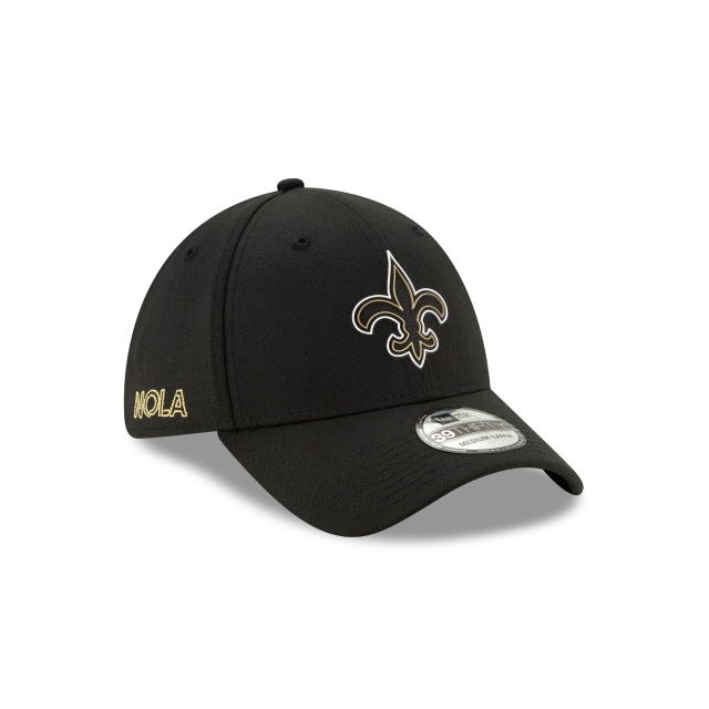 New Orleans Saints NFL Draft 2020  39THIRTY Elástica | Gorras de New Orleans Saints | New Era México
