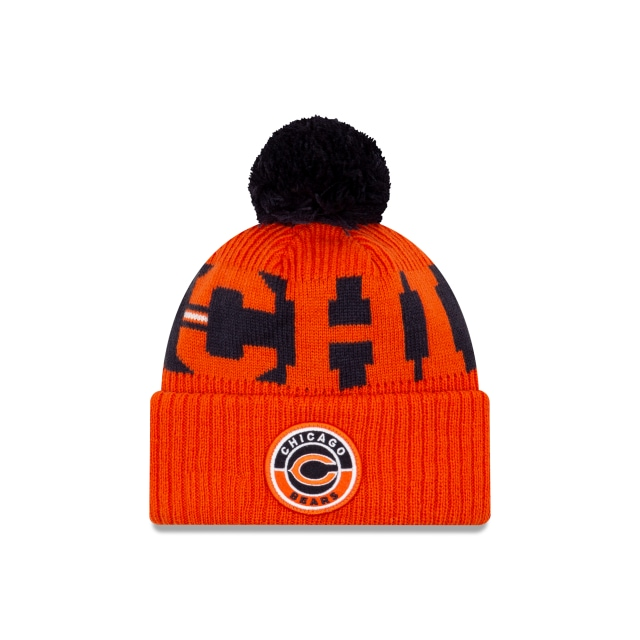 Chicago Bears NFL Cold Weather  Knit | Gorras de Chicago Bears | New Era México