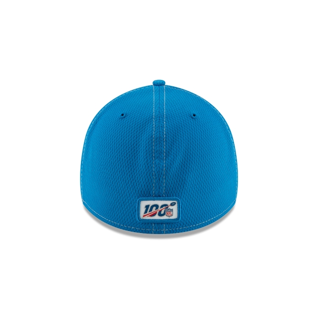 Detroit Lions Nfl Sideline Established Road  39thirty Elástica | Detroit Lions Caps | New Era Cap