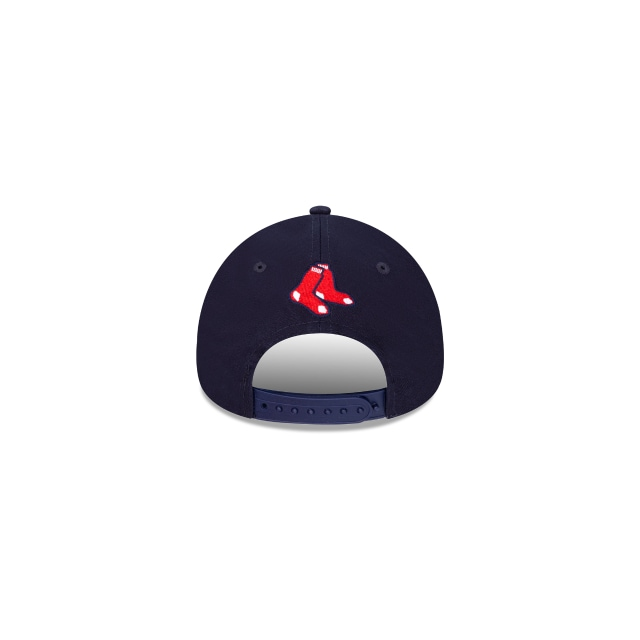 Boston Red Sox Mlb Logo Elements De Niño 9forty Strapback | Boston Red Sox Caps | New Era Cap