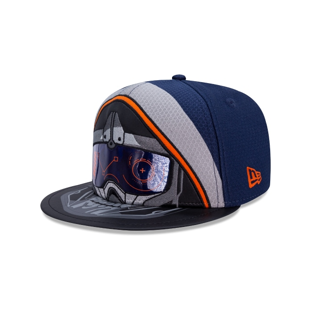 Black Widow Villain 59FIFTY Cerrada Navy | Gorras Black Widow | New Era México