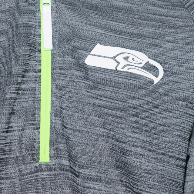 Seattle Seahawks NFL Engineered Fit Sudadera | Seattle Seahawks NFL Engineered Fit | New Era México