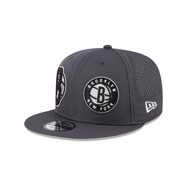 Brooklyn Nets NBA Double Logos  9FIFTY Snapback | Gorras de Brooklyn Nets | New Era México
