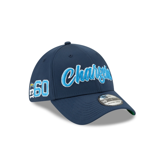 Los Angeles Chargers Nfl Sideline Established Home  39thirty Elástica | New Era Cap