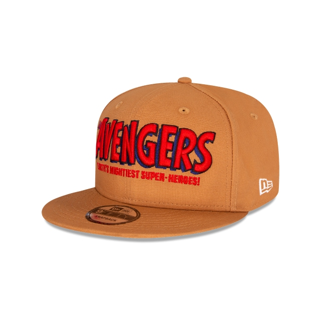 Avengers Marvel 80 Aniversario  9fifty Snapback | New Era Cap