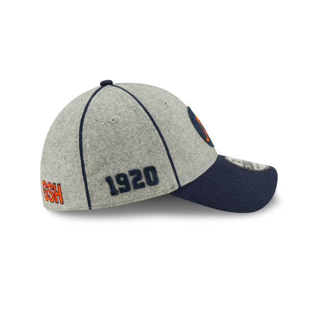 Chicago Bears Nfl Sideline Established Home  39thirty Elástica | Chicago Bears Caps | New Era Cap