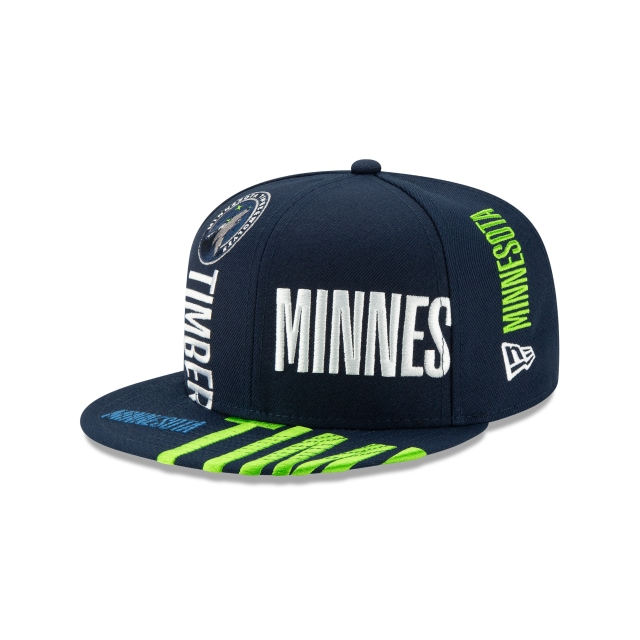 Minnesota Timberwolves Nba Tip Off 2019  9fifty Snapback | New Era Cap