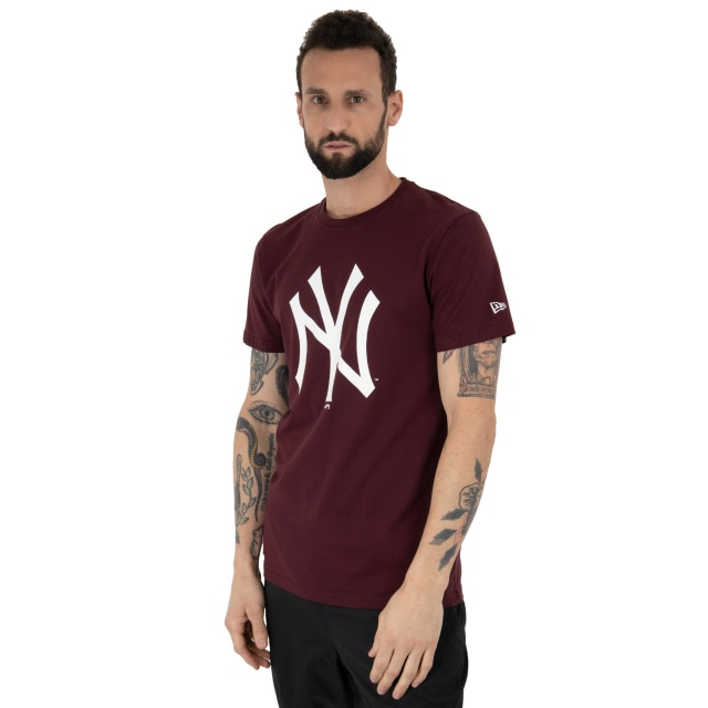 Playera Manga Corta  New York Yankees MLB Basics | Ny Yankees MLB Basics | New Era México