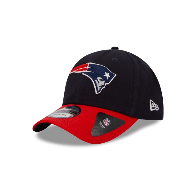 New England Patriots Basics  9twenty Strapback | New Era Cap