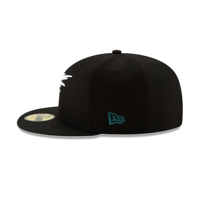 Philadelphia Eagles NFL Logo Elements 1.0  59FIFTY Cerrada | Gorras de Philadelphia Eagles | New Era México
