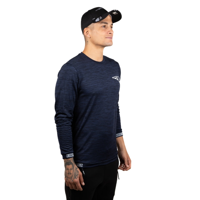 New England Patriots Nfl Engineered Fit  Playera Manga Larga | New England Patriots Caps | New Era Cap