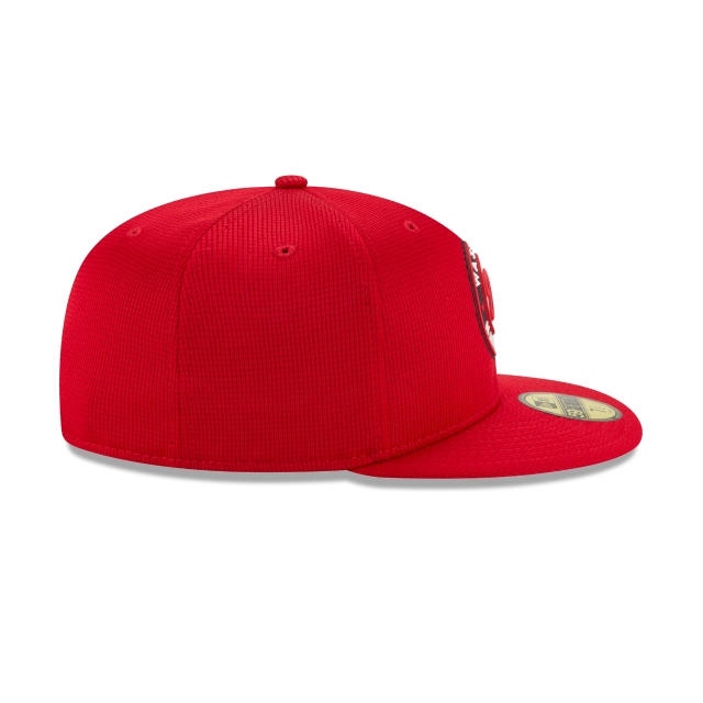 Washington Nationals Mlb Clubhouse 2020  59fifty Cerrada | Washington Nationals Caps | New Era Cap