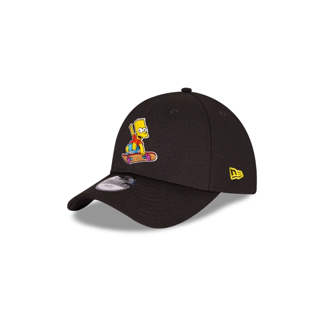 Bart Los Simpson De Niño 9forty Strapback | New Era Cap