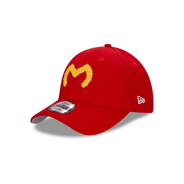 Monarcas Morelia Pixel Collection  9FORTY Strapback | Gorras de Monarcas Morelia | New Era México