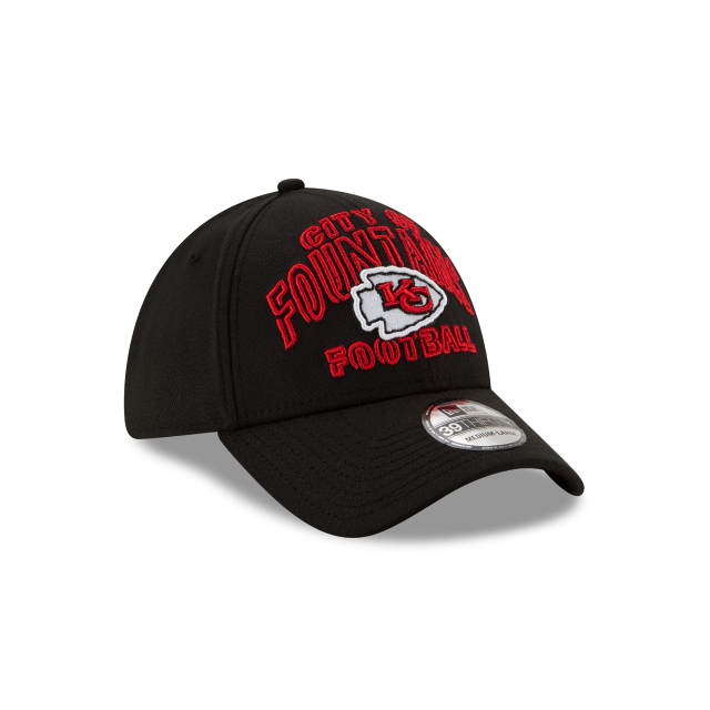 Kansas City Chiefs NFL Draft 2020  39THIRTY Elástica | Gorras de Kansas City Chiefs | New Era México