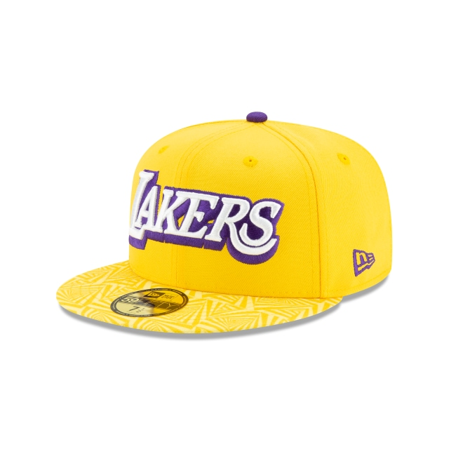 Los Angeles Lakers Nba City Series 2019  59fifty Cerrada | New Era Cap