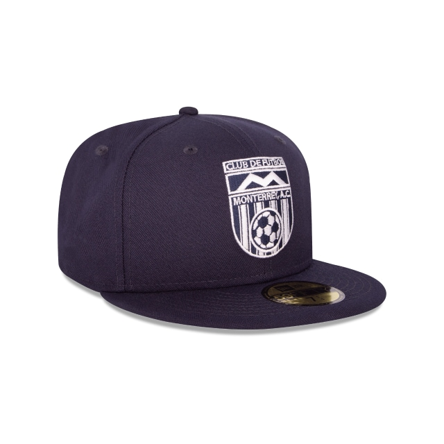 Rayados De Monterrey Retro Collection  59fifty Cerrada | Rayados De Monterrey Caps | New Era Cap