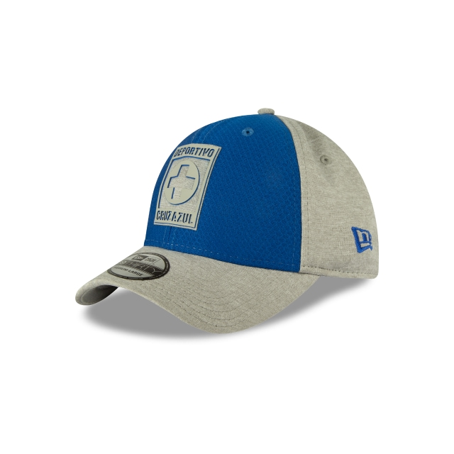 Cruz Azul Performance Collection  39thirty Elástica | Cruz Azul Caps | New Era Cap
