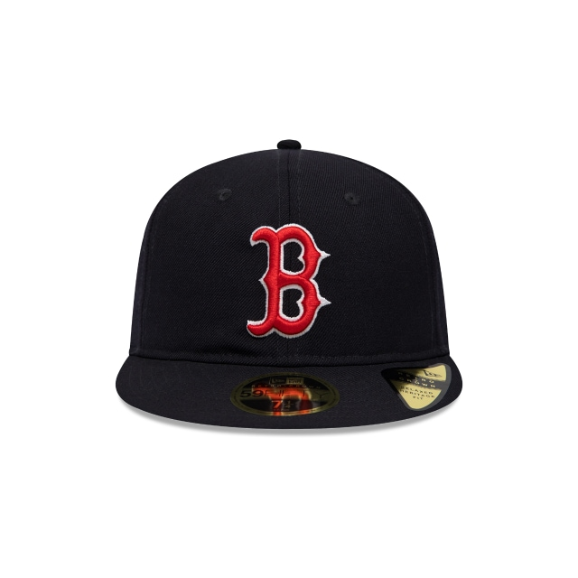Boston Red Sox Concrete Unstructured  59FIFTY RC Cerrada | Gorras de Boston Red Sox | New Era México