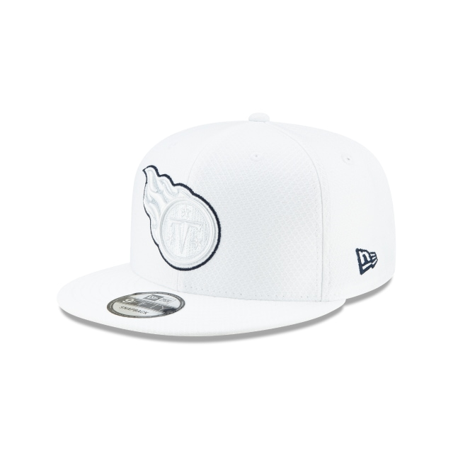 Tennessee Titans Nfl Platinum Collection  9fifty Snapback | New Era Cap