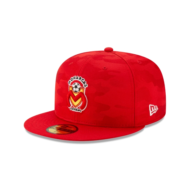 Monarcas Morelia Camo Collection  59FIFTY Cerrada | Gorras de Monarcas Morelia | New Era México