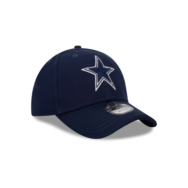 Dallas Cowboys Basics  9twenty Strapback | Dallas Cowboys Caps | New Era Cap