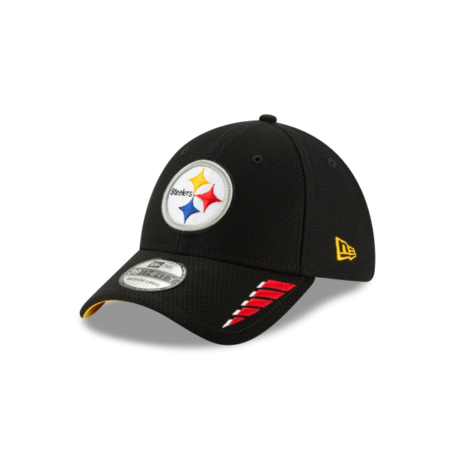 Pittsburgh Steelers Rush  39thirty Elástica | New Era Cap