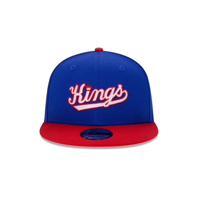 Sacramento Kings Nba Hardwood Classics  9fifty Snapback | Sacramento Kings Caps | New Era Cap