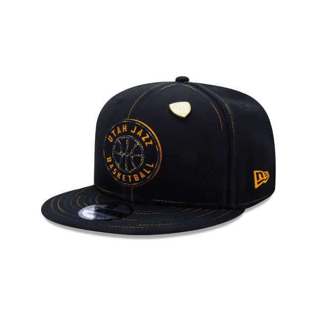 Utah Jazz Donovan Mitchell Design Lab  9fifty Snapback | New Era Cap