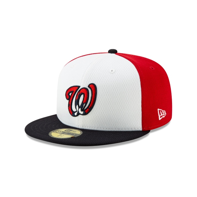 Washington Nationals Mlb Batting Practice 2020  59fifty Cerrada | New Era Cap