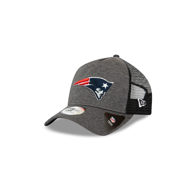 New England Patriots Shadow Tech  9forty Af Trucker Strapback | New Era Cap