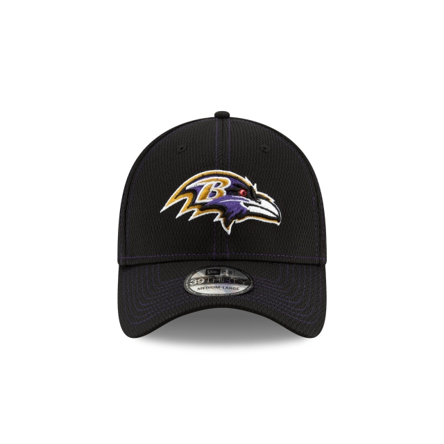 Baltimore Ravens Nfl Sideline Established Road  39thirty Elástica | Baltimore Ravens Caps | New Era Cap