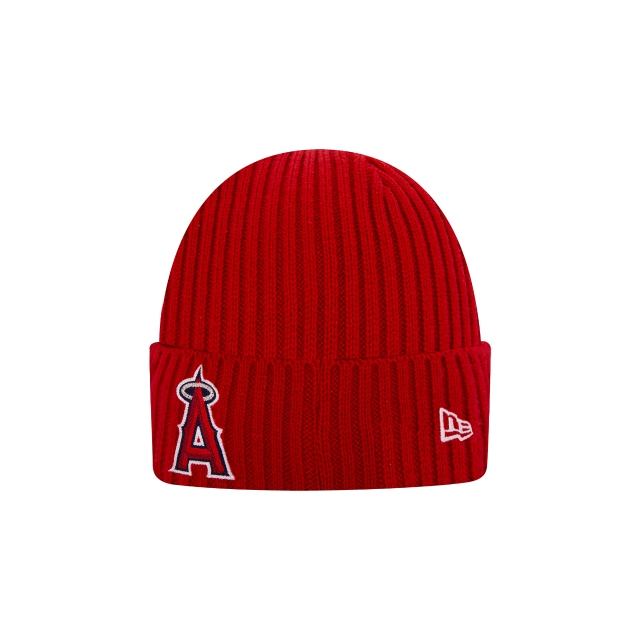 Los Angeles Angels Mlb Cold Weather 2019  Knit | New Era Cap