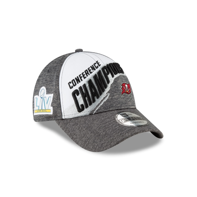 Tampa Bay Buccaneers Conference Champions Official Locker Room 9FORTY | Gorras de Tampa Bay Buccaneers | New Era México