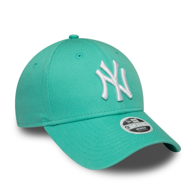 New York Yankees Lifestyle  9FORTY Strapback Para Mujer | Gorras de Ny Yankees | New Era México