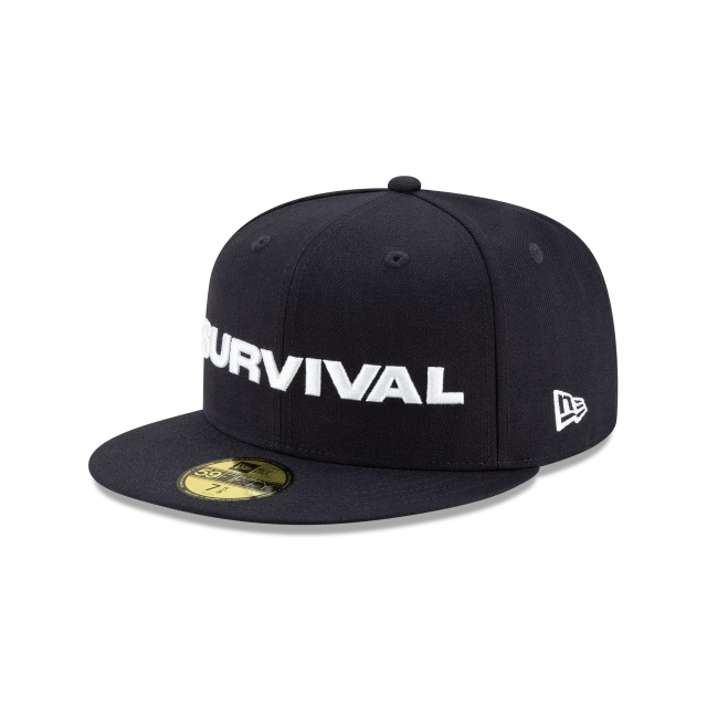 Dave East Survival Navy 59FIFTY Cerrada | Gorras Dave East | New Era México